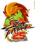 STREET FIGHTER 25TH ANNIVERSARY TRIBUTE 6