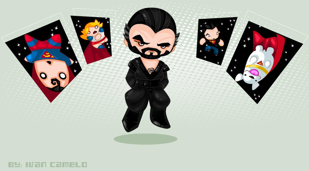 Kneel before Zod!!! by vancamelot