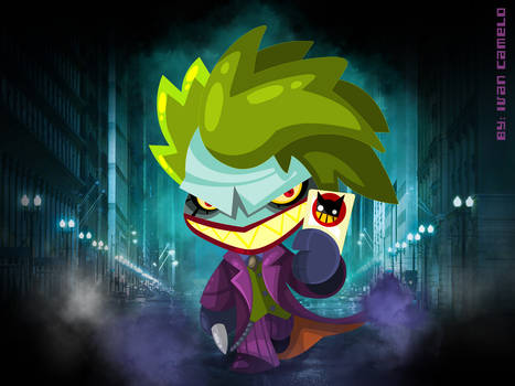 I'm an agent of chaos!!!
