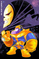 Thanos by vancamelot