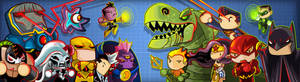 Scribblenauts Unmasked Contest