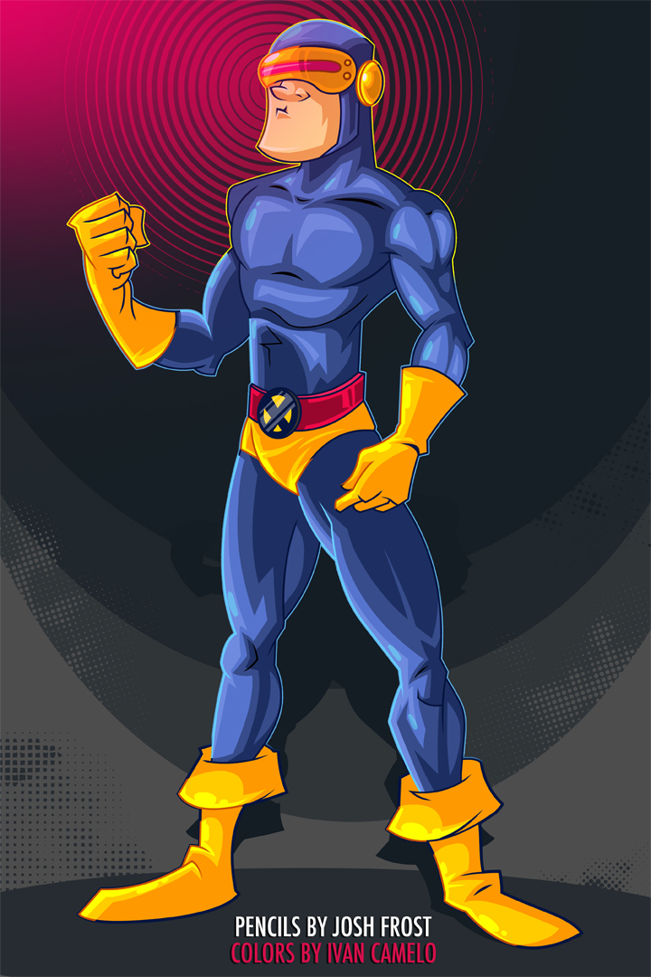 Cyclops! by vancamelot