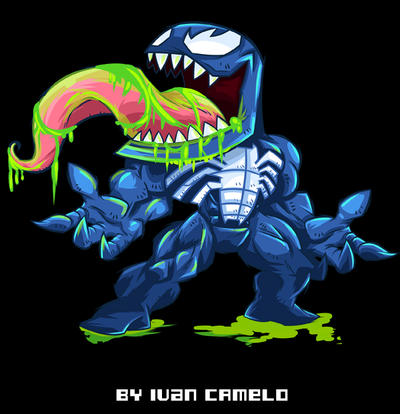 Venom by vancamelot