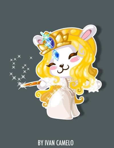 Glinda!!! by vancamelot