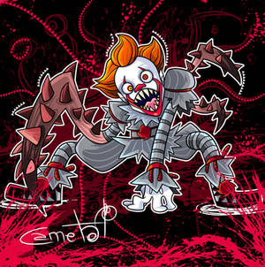 Mr. Pennywise!!!