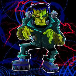 Mr. Monster!!!