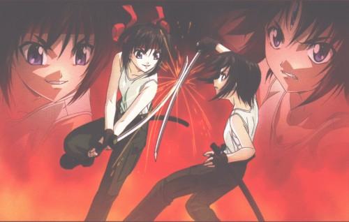 Good vs Evil, Honoka vs A Clon by SwordDancerHonokaEXE