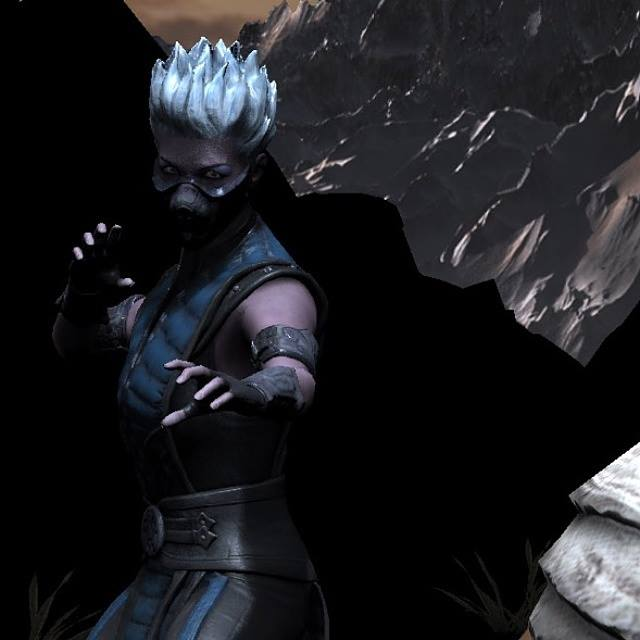 Mortal Kombat X Frost By Shinonikage On DeviantArt