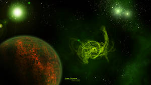 Green Universe by Sadman-New-Order