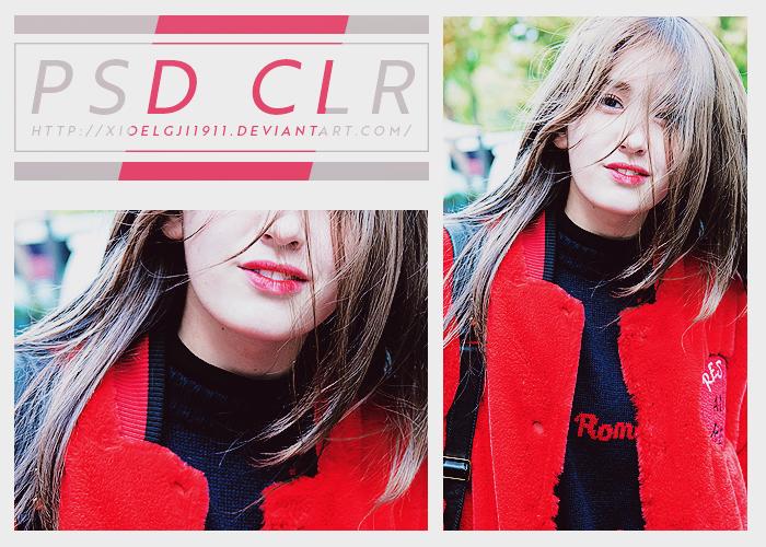 PSD Clr 5 /// SOMI by Xioelgji1911