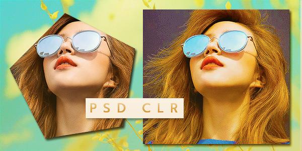 PSD Clr 9 /// HANI by Xioelgji1911