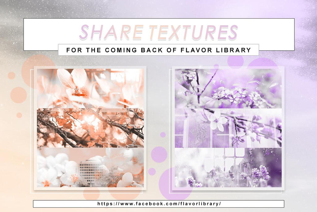 \\\SHARE.TEXTURE - FLAVOR LIBRARY/// by Xioelgji1911