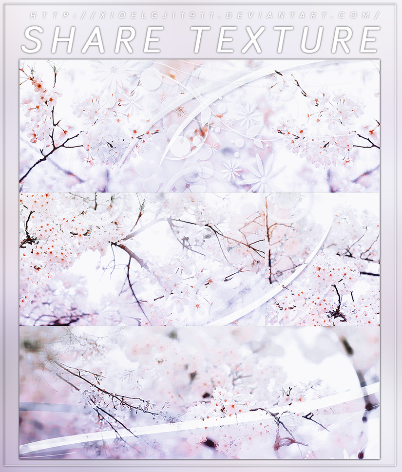 +++SHARE.TEXTURE+++ by Xioelgji1911