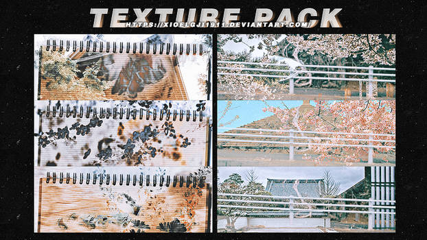 TEXTURE, pack