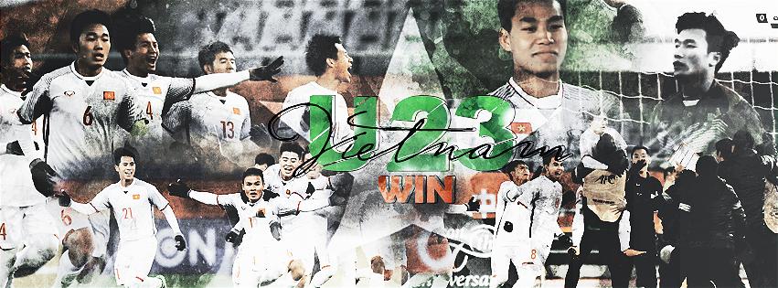 U23 VIETNAM WIN by Xioelgji1911