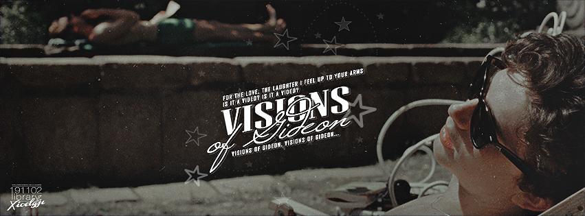 Visions Of Gideon /// 180129 by Xioelgji1911