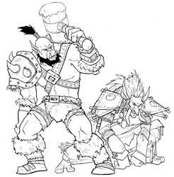 Warcraft Horde by ChrissyDelk