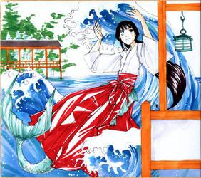 Miko Mermaid by ChrissyDelk