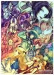 Alice in Wonderland -cosplay-