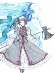 DD: Euryn Iris by Fortranica