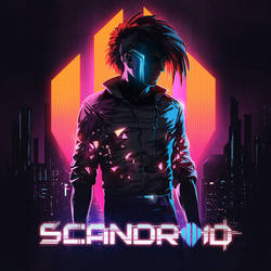 Scandroid debut album cover