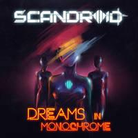Scandroid Dreams In Monochrome cover by Ninja-Jo-Art