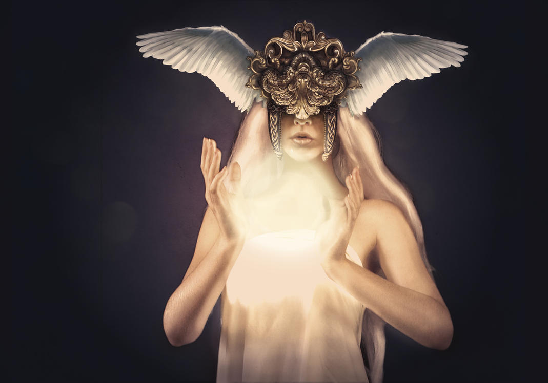 Goddess' Apple by nikki-tikki