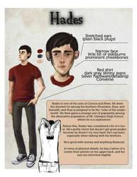 Hades Character Sheet