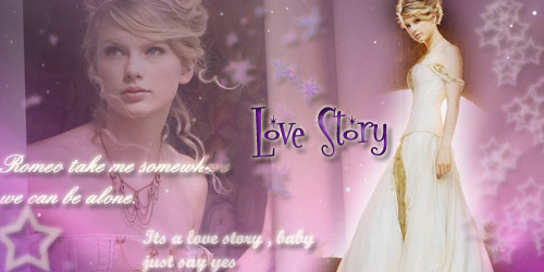 N Gallery *O* Taylor_swift_love_story_sig_by_litlemusa