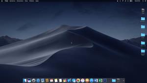 Mac Os Mojave 10 - All Dark