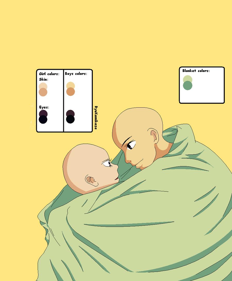 Blanket Hug Base by zagilbista on DeviantArt