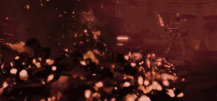 Starcraft 2 Terraining Excercise: Sole Survivor