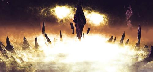 Starcraft 2 Terraining Excercise: An Omen