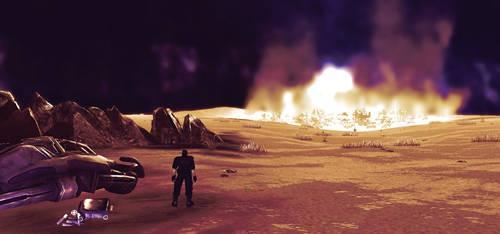 Starcraft 2 Terraining Excercise: Mad Max Boxart