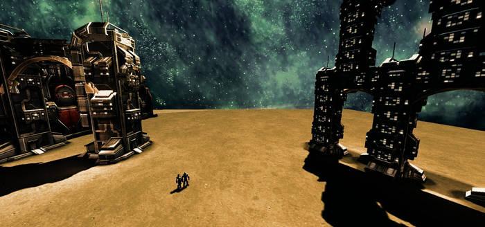 Starcraft 2 Terraining Exercise: Ico Boxart