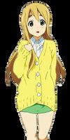 Mugi-chan render by verosakagami