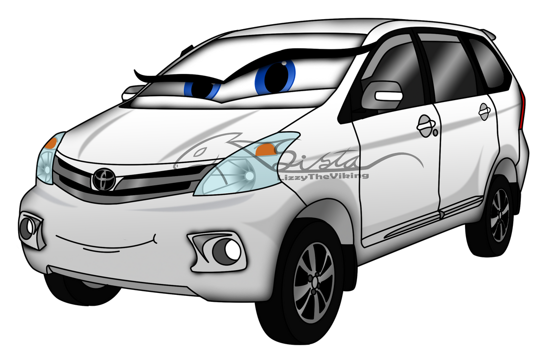 Cars Oc All New Mia Avanza By Auveiss On Deviantart