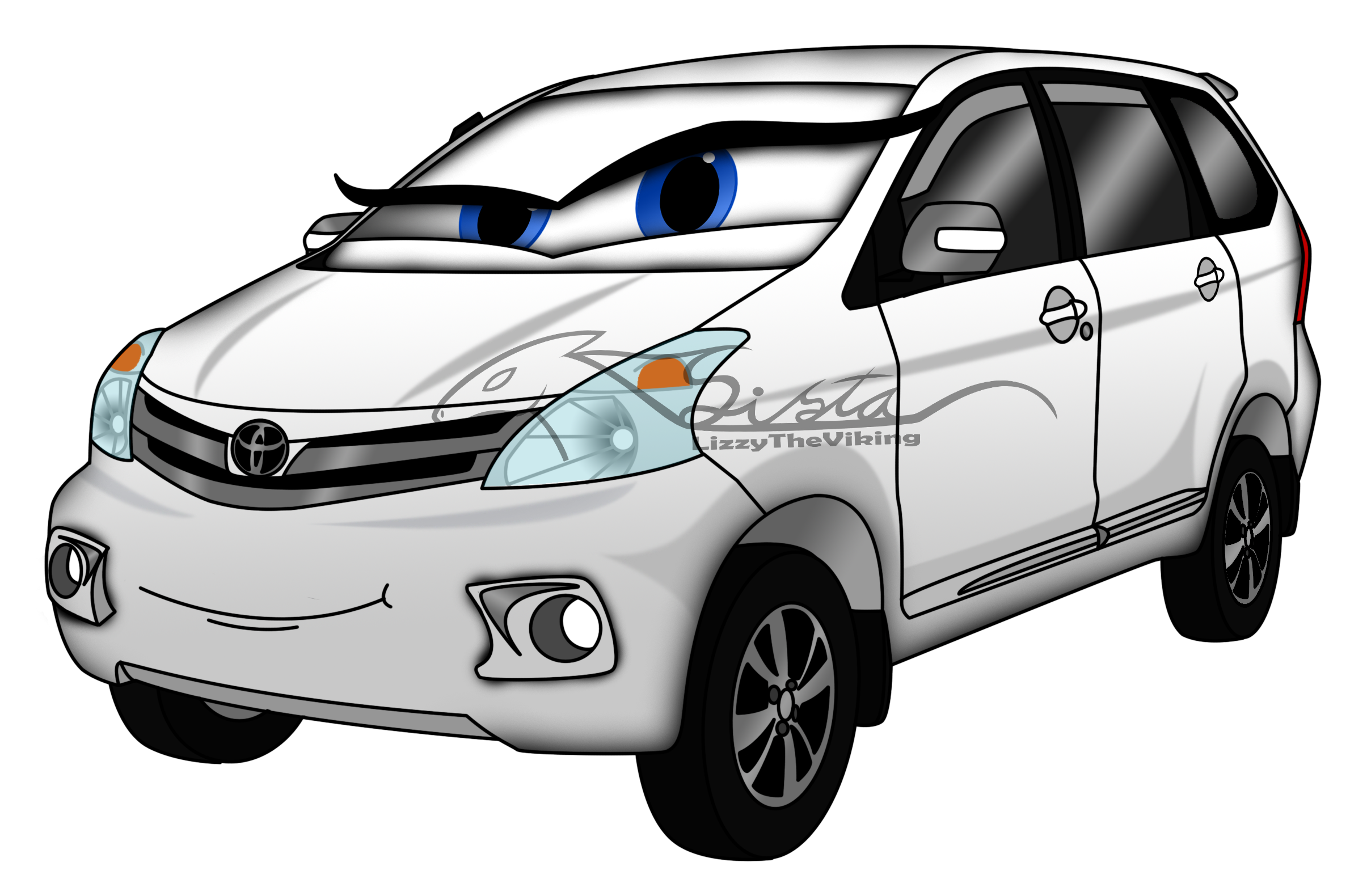 Avanza Toyota 2018 >> cars OC: all new Mia Avanza by auveiss on DeviantArt