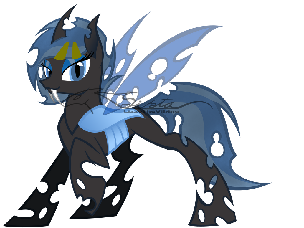 Paint Beat Changeling Colored By Auveiss On Deviantart