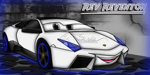 cars OC: Rev reventon