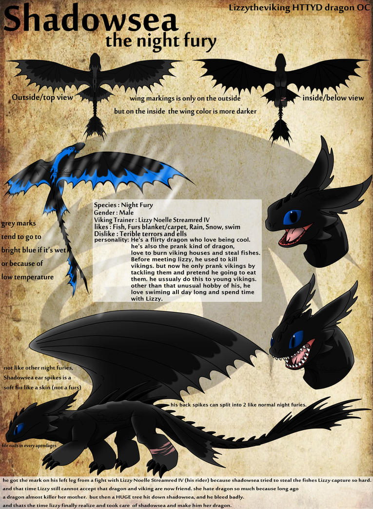 How To Train Your Dragon Fanart Fanfiction By Tashiyoukai On Deviantart  Heartlines By Lamishimish Httyd Oc: Shadowsea Refference Sheet (new) By  Auveiss