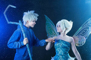 Periwinkle and Jack Frost