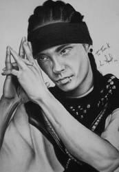 Tom Kaulitz by anokaxlegolas