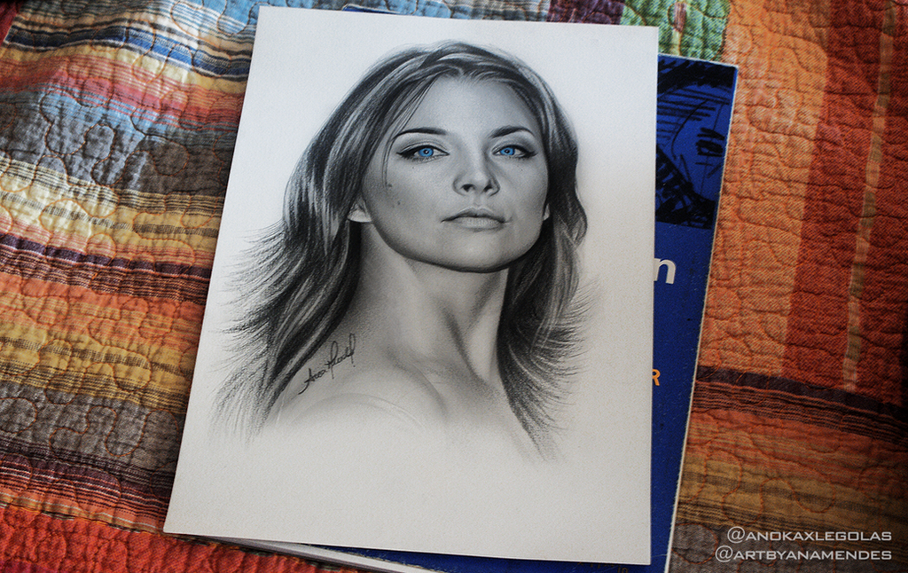 Natalie Dormer - For Sale by anokaxlegolas