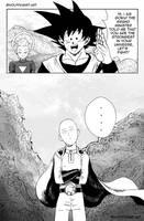 Goku Vs Saitama Page 01