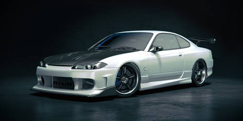 White S15 by NasG85