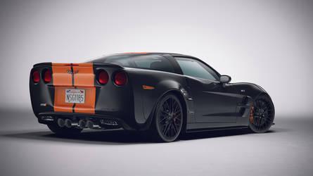 Corvette_ZR1_01 by NasG85