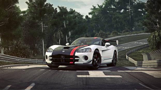 Dodge_Viper_ACR_Nurburgring