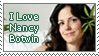 I Love Nancy Botwin stamp by stonemx