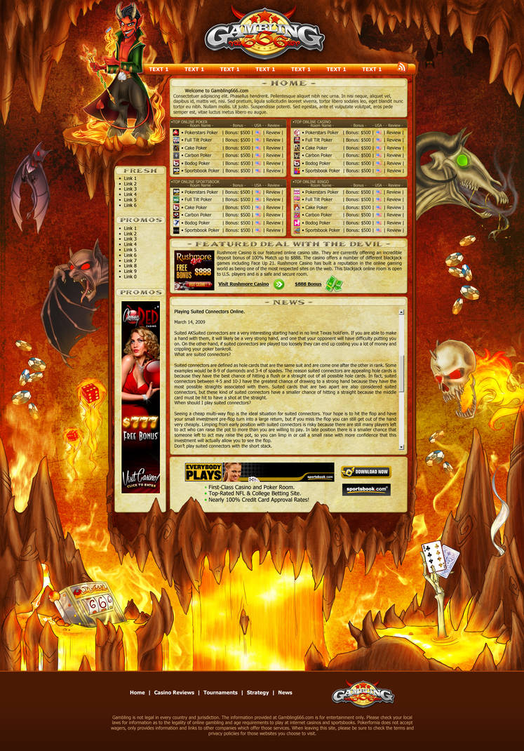 Gambling 666 site --UPDATED-- by eyenod